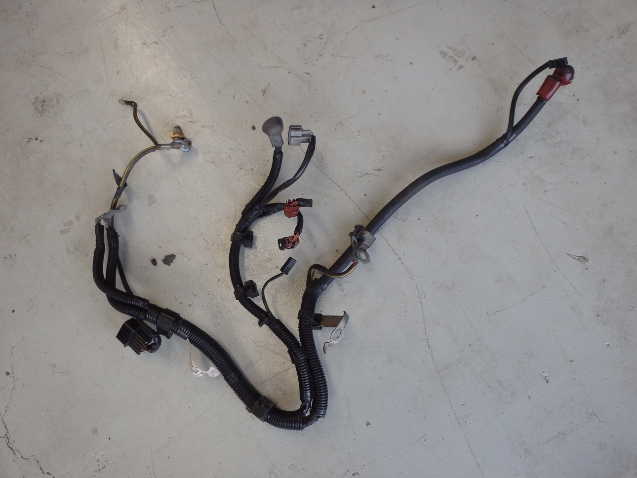 14202 001 mitsubishi lancer evolution evo 7 vii ct9a 4g63 starter battery 4g63 wiring harness at readyjetset.co