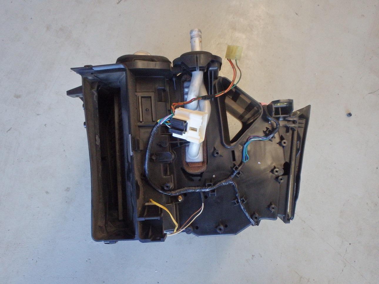 Mitsubishi Lancer Evolution 7 VII CT9A AC Heater Evaporator Core Assembly Box