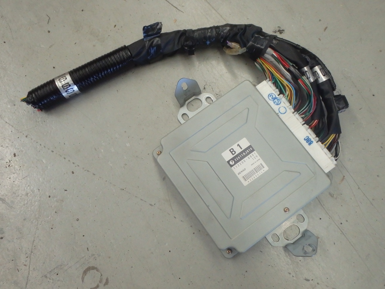 Details about Subaru Impreza WRX GDB STi 2005 EJ207 Engine ECU Computer B1  22611AJ810