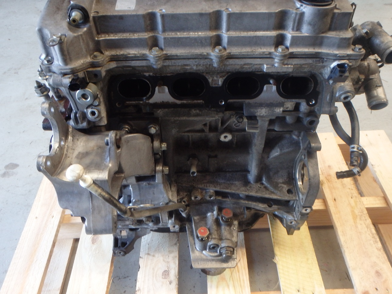 Mitsubishi Lancer Evo X 10 Cz4a 4b11 Turbo Long Engine Motor 2008 Starter Location About Us