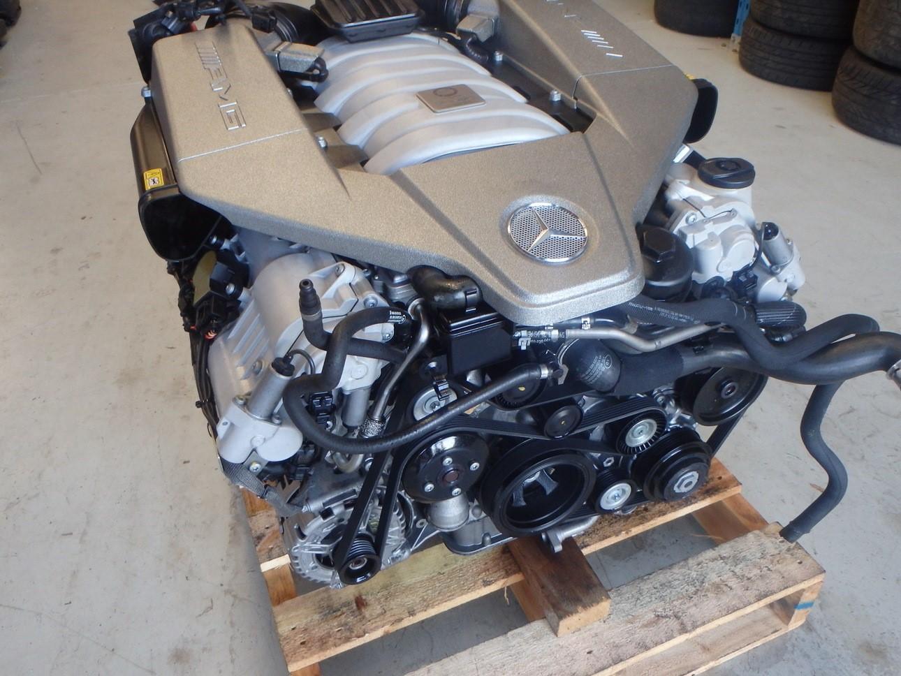 Mercedes benz c63 amg 2008 w204 6 2l m156 v8 complete for Mercedes benz engines for sale