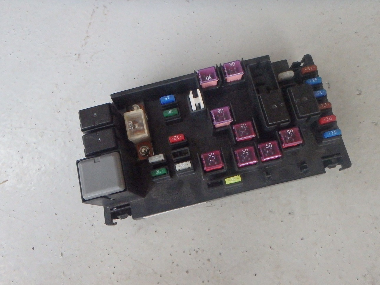 Subaru Impreza Wrx Grb Sti 2008 Engine Bay Fuse Panel Box 82241fg000