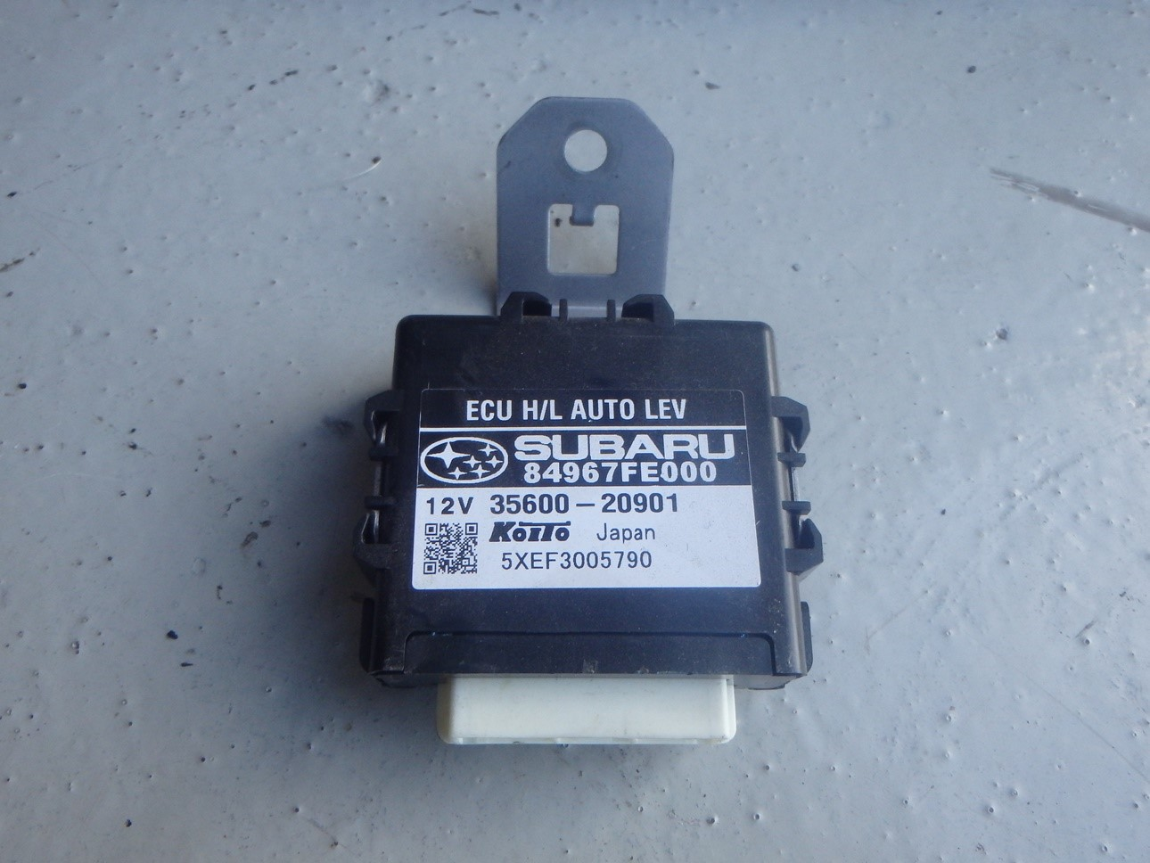Details about Subaru Impreza WRX GDA Headlight ECU H/L Auto Level 84967FE000
