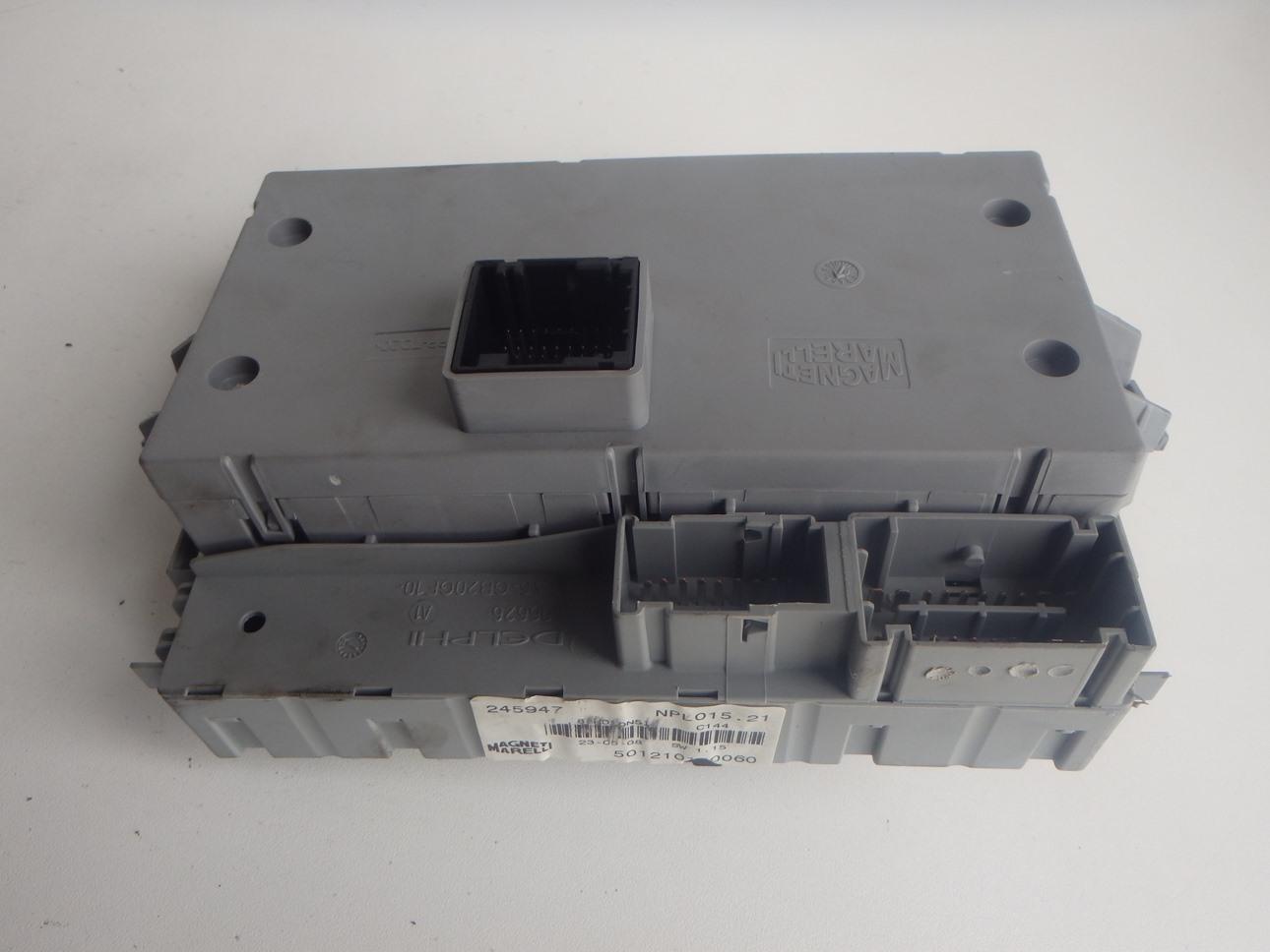 Maserati Granturismo M145 2008 Interior Fuse Relay Box Unit 245947 233967 J087