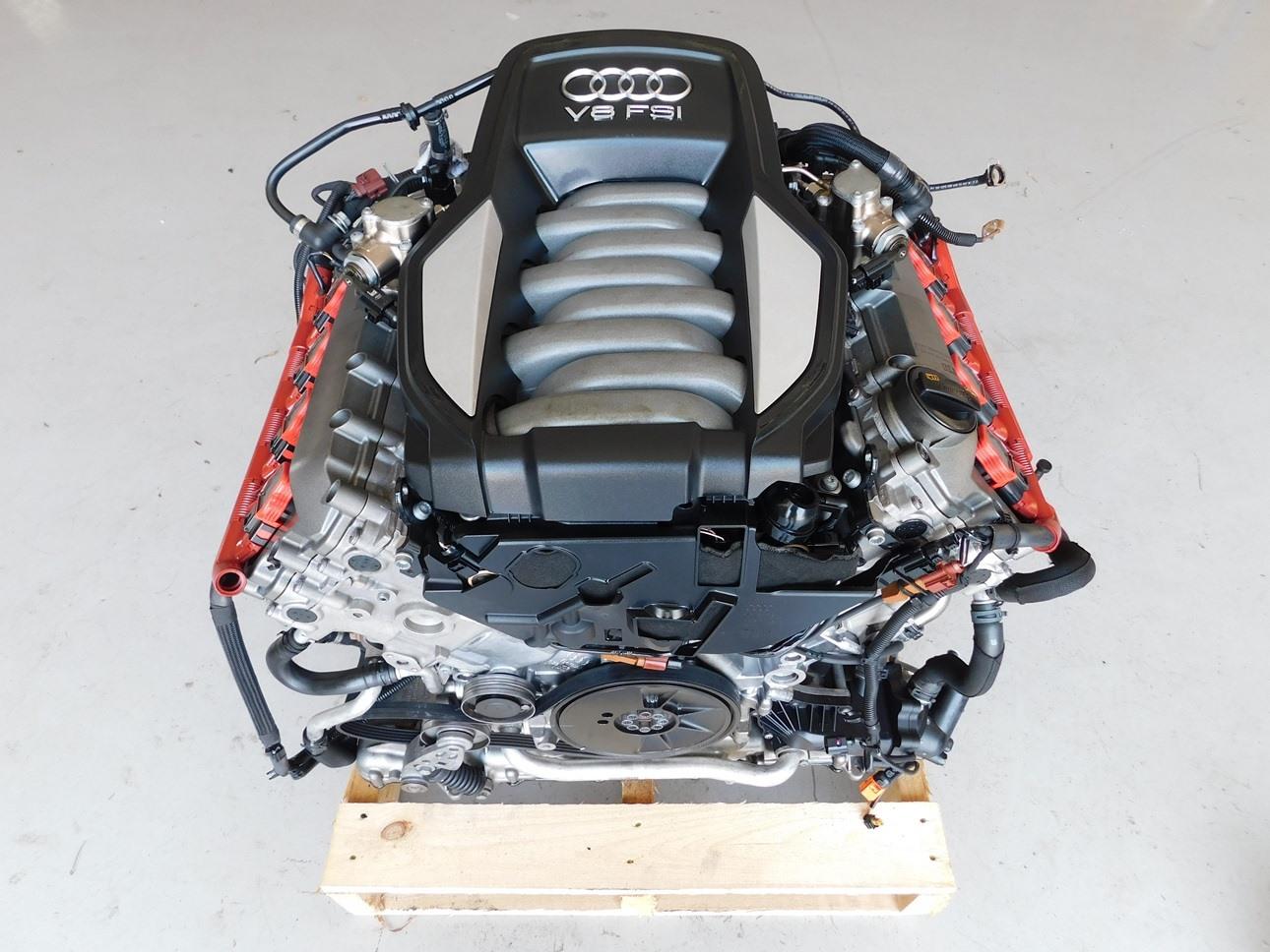 Kelebihan Audi 4.2 V8 Spesifikasi